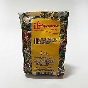 50 Capsule Compatibili Orzo per Lavazza A Modo Mio Orzo - Il Mio Espresso