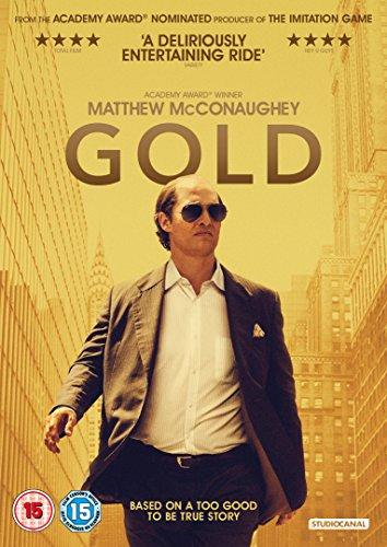 Gold  DVD   2017