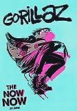 Generic Gorillas The Now Now Fotodruck-Posteralbum Band Damon Albarn Jamie Hewlett Humanz Tour Demon Days 006 (A5-A4-A3), A3