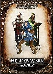 Heldenwerk-Archiv (Das Schwarze Auge - Abenteuer)