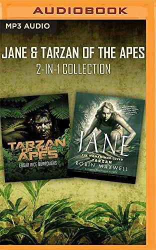 Jane & Tarzan of the Apes