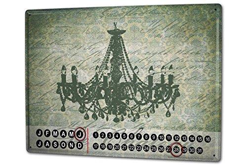 calendario-perpetuo-diversion-arana-de-luces-metal-imantado