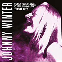 Woodstock Revival 10 Year Anniversary Festival 1979 by Johnny Winter