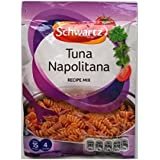 Schwartz Tuna Napolitana Recipe Mix - 12 x 30gm