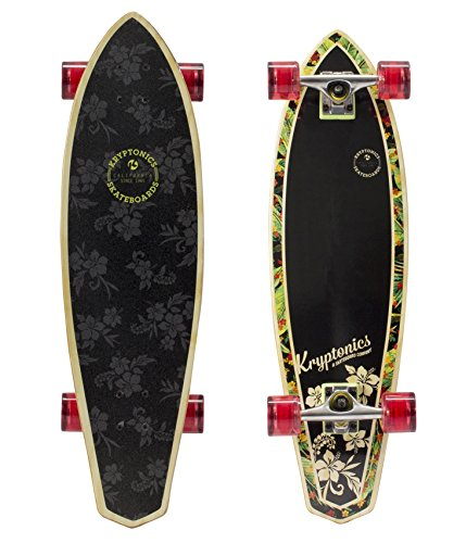 Kryptonics California Series 27'-Skateboard Multicolore