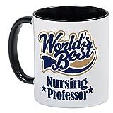 Best Professor Mugs - CafePress - Nursing Professor Gift Mug - Unique Review