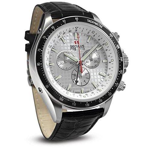 seculus-marcopolo-herren-armbanduhr-46mm-armband-leder-gehause-edelstahl-batterie-95312504f-lb-ss-w