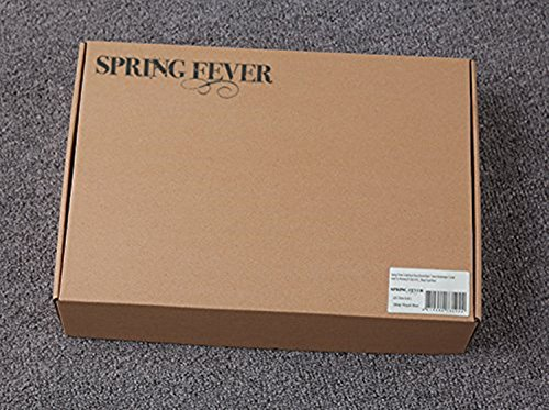 SPRING FEVER - Echarpe - Homme Black White Small Cells