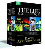 Product Description Complete collection of famed naturalist David Attenborough's groundbreaking wildlife documentary series, exploring the rich variety of plant and animal life on the planet. Using a variety of pioneering camera techniques, these doc...