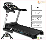 BH Fitness i.RC09 + DUAL KIT WG6180 tapis roulant elettrico pieghevole struttura extralarge