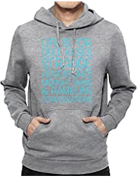 Life Is For Deep Kisses Strange Adventures Midnight Swims Sudadera con capucha hombres