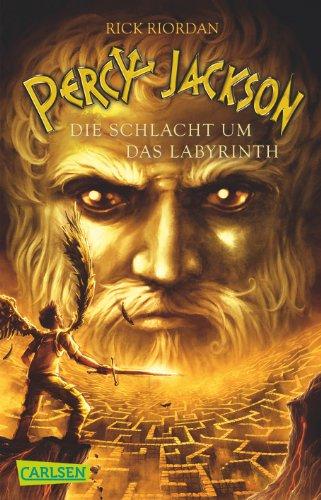 Buchseite und Rezensionen zu 'Percy Jackson, Band 4: Percy Jackson - Die Schlacht um das Labyrinth' von Rick Riordan