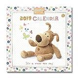Boofle 2019 Kalender, quadratisch