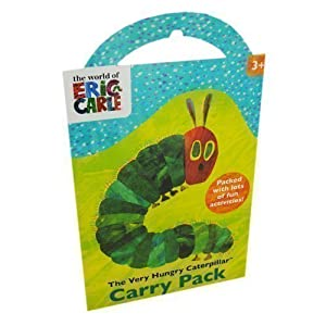 The Very Hungry Caterpillar Carry Pack