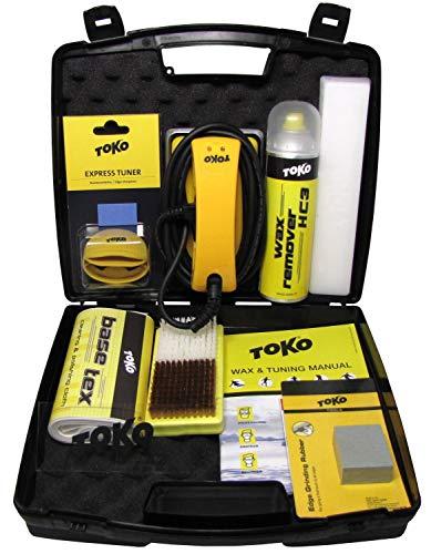 TOKO Skiservice-Set Wax Case Alpin - 11-teilig