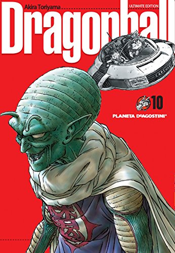 Dragon Ball nº 10/34 (DRAGON BALL ULTIMATE)