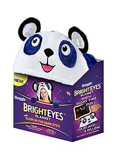 Bright Eyes Couverture, Bleu Panda