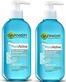 Garnier Pure Active Gel Nettoyant Assainissant