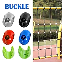 Rstant 5Pcs Swing Climbing Rope Plastic Connector For Outdoor Children