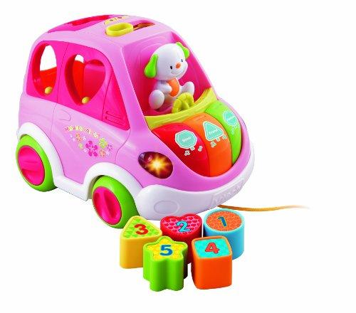 Imagen 3 de VTech - Miniauto Colorín, color rosa (80-070157)