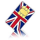 SIM Karte für Großbritannien, England, Schottland, Nord Irland + 1GB mobiles Internet - 30 Tage - Standard & Micro SIM
