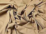 Italienische Wolle-Mischgewebe Ponte Roma Stretch Jersey
