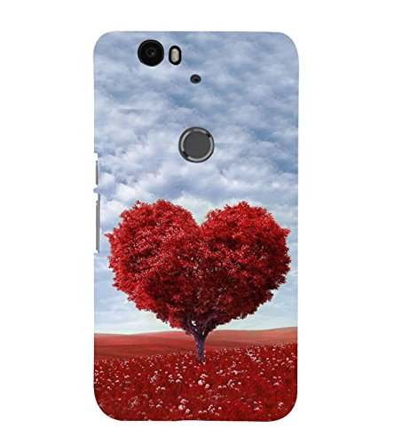 Fuson Designer Phone Back Case Cover Huawei Nexus 6P :: Huawei Google Nexus 6P ( Blooming Love )  available at amazon for Rs.449