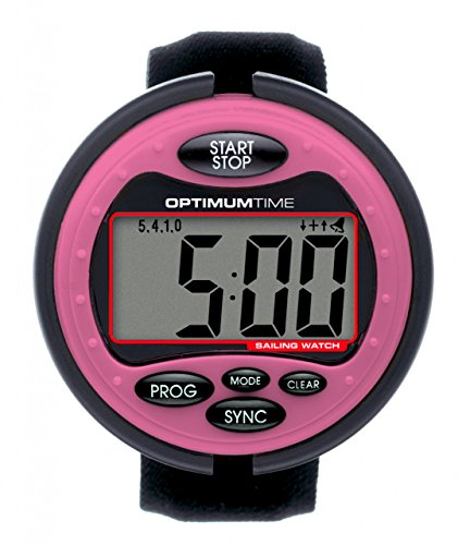 Optimum Time OS Series 3 Sailing Watch PINK 319