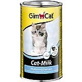 GimCat Cat-Milk – Vitamin- und nährstoffreiche Katzenmilch als Muttermilch-Ersatz für Katzen – mit Taurin und Calcium – 1 Dose (1x 200 g)
