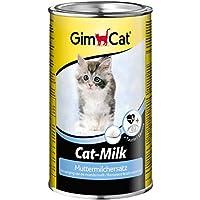 GimCat Cat-Milk + Taurin – Vitamin- und nährstoffreiche Katzenmilch als Muttermilch-Ersatz für Katzen