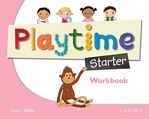 Playtime Starter. Activity Book