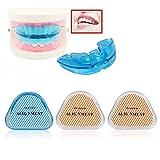 3 PCS Dental Ausrichtung Hosenträger Teens Erwachsene Zähne Retainer Dental Health Care Gerade, Wiederverwendbare Zahnspangen (#3)