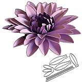 Ranuw Stanzschablonen, Basteln, Kombination von Schablonen, Scrapbooking, Papierhandwerk