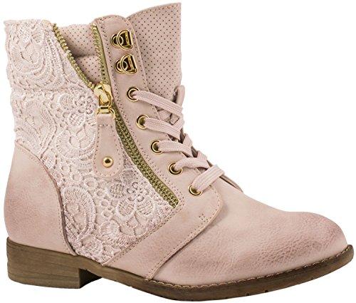Occasion, Elara Dames Bottes | Ouvrier Boots | Fermeture Éclair d'occasion  Livré partout en Belgique