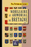Nobiliaire et armorial de Bretagne tome 2