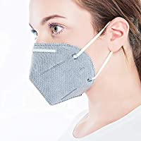Mra Fashion 2.5 PM Anti-Haze and Pollution Mask Pack of 3 (GREY)