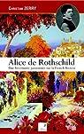 Alice de Rothschild par Zerry