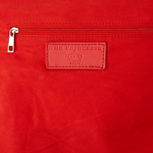 Rue Princesse Victoria Schultertasche Rouge (U500 Red)