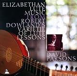 Elizabethian Lute Music