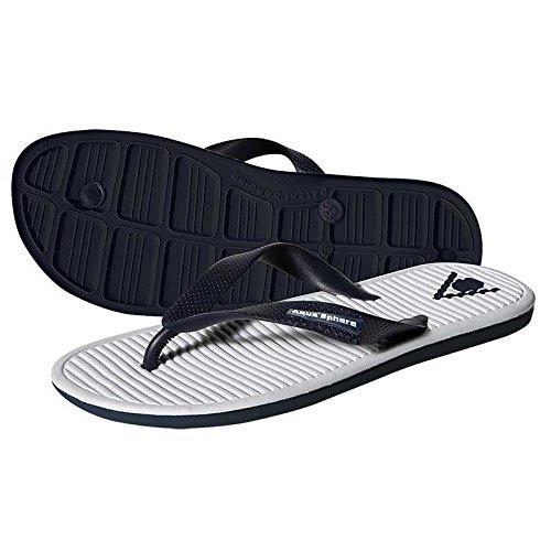 Aqua Sphere Hawaii Pool Schuhe schwarz schwarz / grün Eur Weiß/Blau