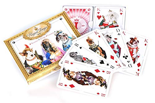 Royal Dogs Patience. Rommé, Bridge, Canasta (Kartenspiel)
