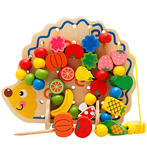 Pädagogisches Spielzeug Blocks 3 bis 6 Jahre alt Kinder profitieren Intelligenz Boy 1 bis 2 Jahre alt Baby Girl Baby montiert 7-8 Jahre alt Holzspielzeug Geburtstagsgeschenk für Jungen Mädchen (Ein Ninja Mädchen, Turtle Es Ist)