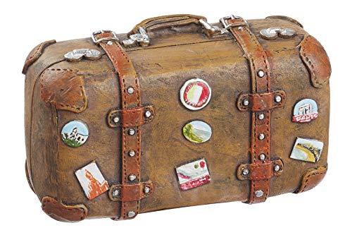 """Koffer""""Reif für die Insel"""", ca. 5,8 x 2,8 x 3,9 cm"""