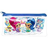 Shimmer and Shine–Flat pencil case stationery (CYP Imports gs-412-ss)