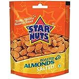 StarNuts Roasted Salted Almond, 60g