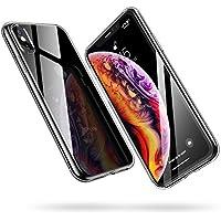 """ESR Funda iPhone XS/X Transparente TPU [Protección a Cámara] para iPhone X/Xs de 5.8""""-Transparente"""