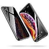 iPhone X Hülle [Kabelloses Aufladen Unterstützung], ESR Transparent Durchsichtig [Ultra Dünn] Klar Weiche TPU Schutzhülle für Apple iPhone X / iPhone 10 5.8 Zoll 2017 Freigegeben. (Klar)