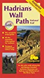 Hadrian's Wall Path: Bowness to Wallsend (Footprint Map & Guide)
