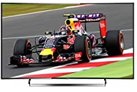 "Hisense LTDN55K720WTSEU 55"" 4K Ultra HD Smart TV Black, Silver LED TV - LED TVs (4K Ultra HD, A, 16:9, 16:9, 3840 x 2160, 2160p)"