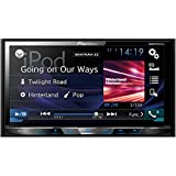 Pioneer AVH-X599BT Black LED On-Dash Navugation and A/V Player